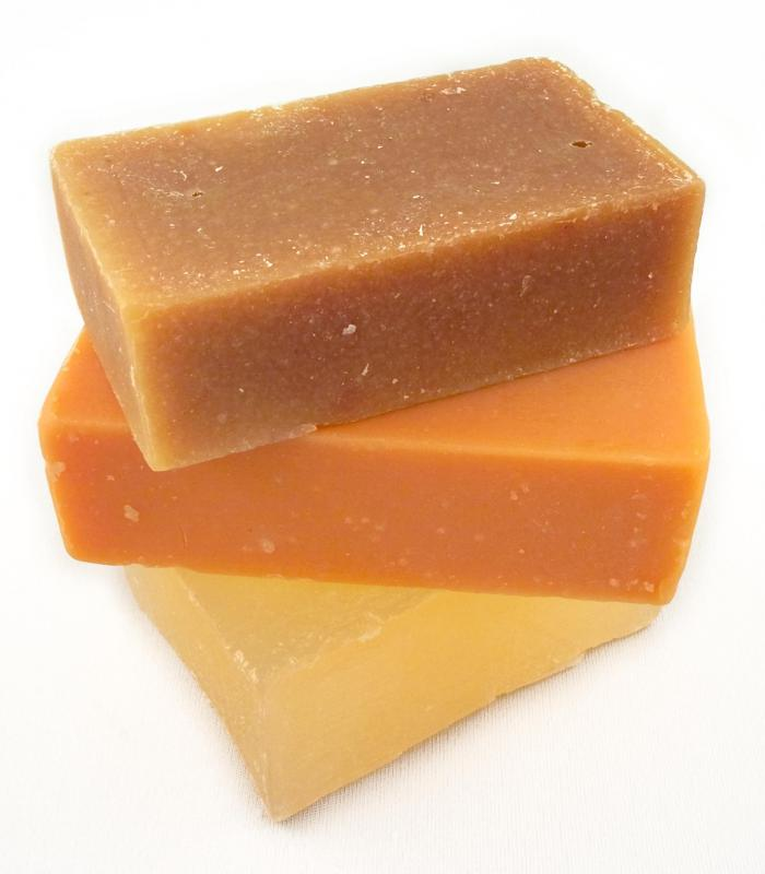 Washing minor cuts and scrapes with soap and water promotes healing.