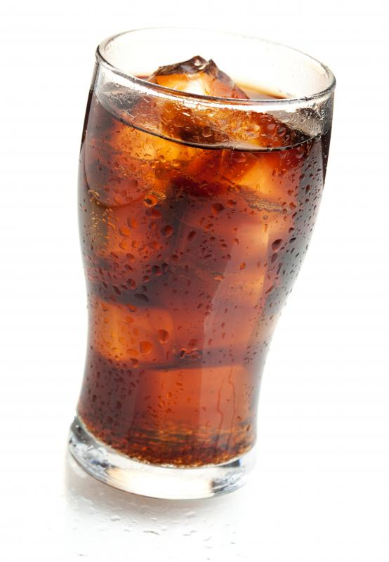 Cutting out soft drinks might help improve urinary function.