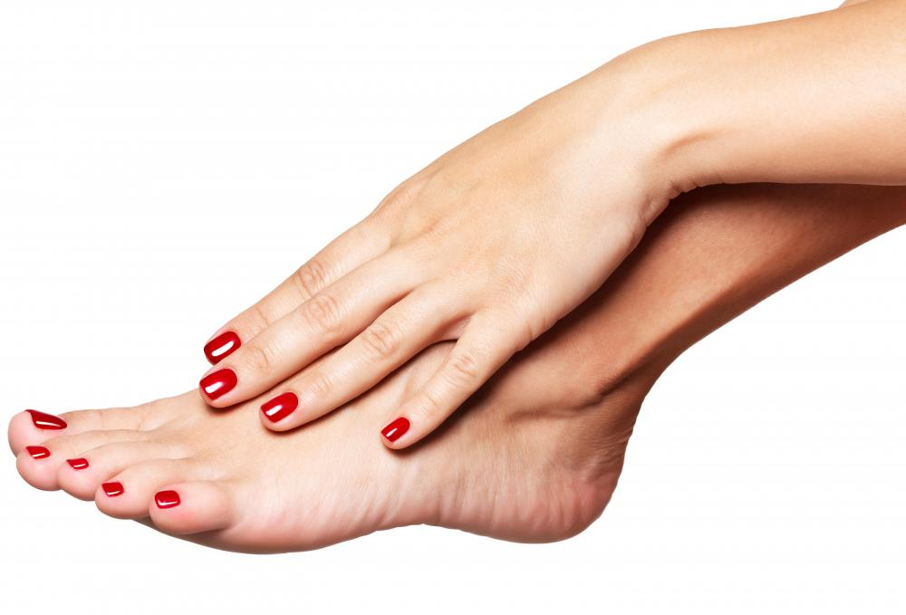 Nail polish driers help nails dry quickly as to allow for easier movement sooner after receiving a manicure or pedicure.
