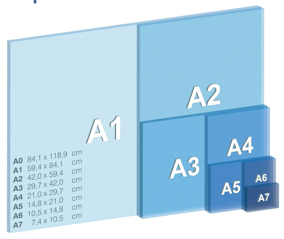 What is an a3 printer with pictures for Printer paper size