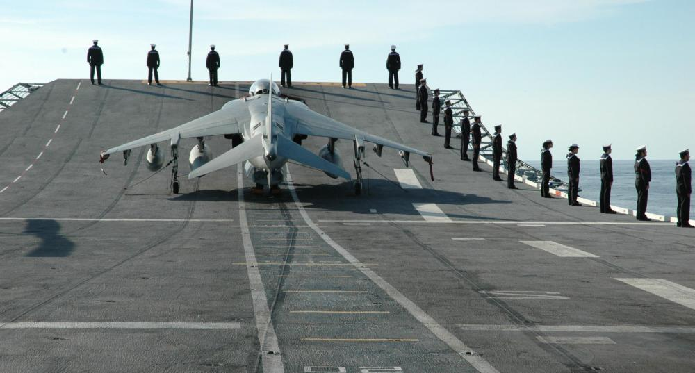A naval officer may be trained on how to take off from and land on the deck of an aircraft carrier.