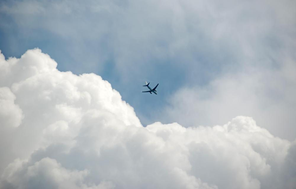 Variations in weather or wind can change a plane's estimated time of arrival.