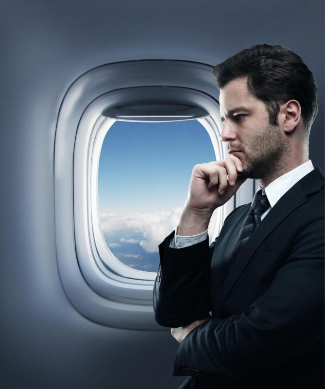 The cost of an airplane ticket for a business trip is an employee expense.