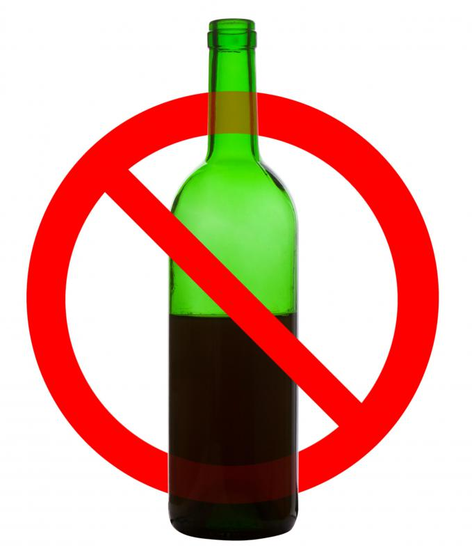 The 18th Amendment banned alcohol consumption in the U.S. States in 1919.