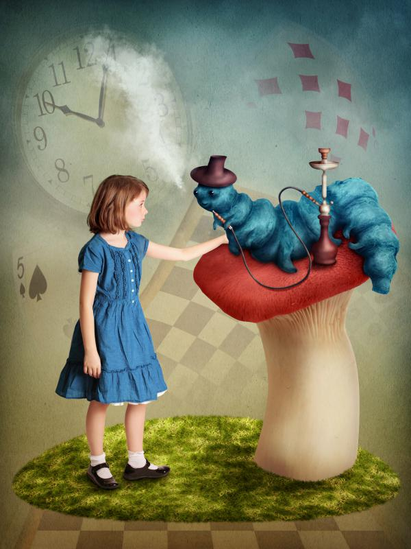 What is Alice in Wonderland Syndrome? (with pictures)