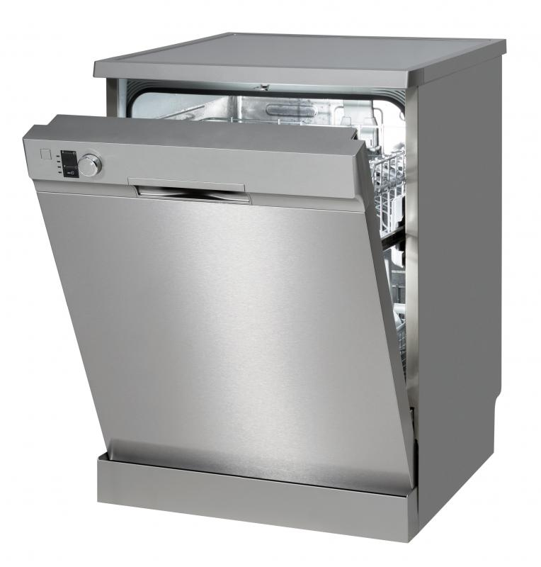Modern dishwashers are more efficient and can save on utility costs.
