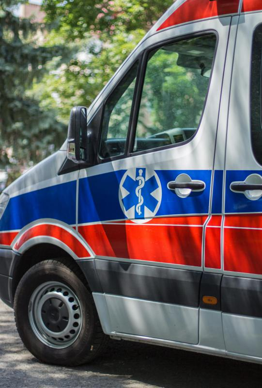 One aspect of an emergency response system is dispatching ambulances.