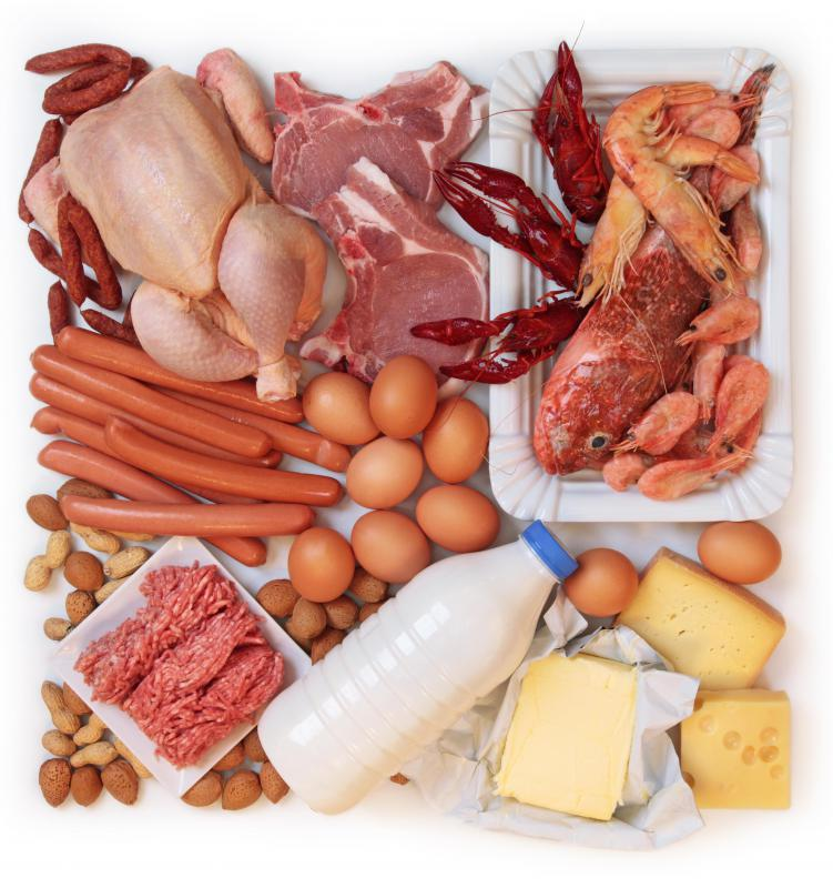 Some processed animal products should be avoided by those on a diabetic renal diet.