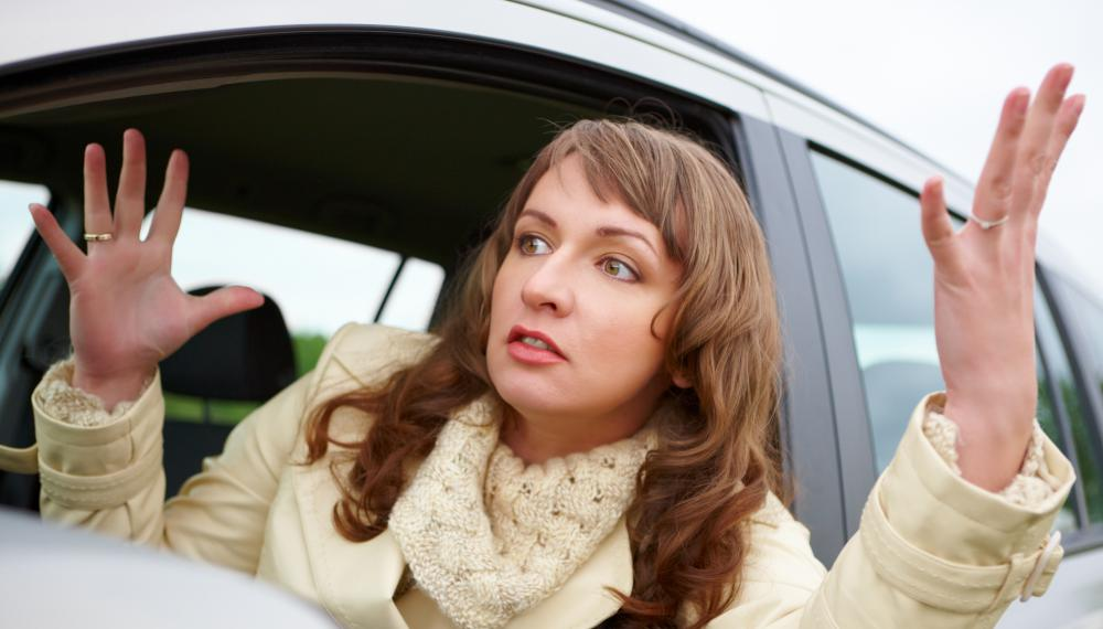 Individuals suffering from intermittent explosive disorder may be prone to road rage.