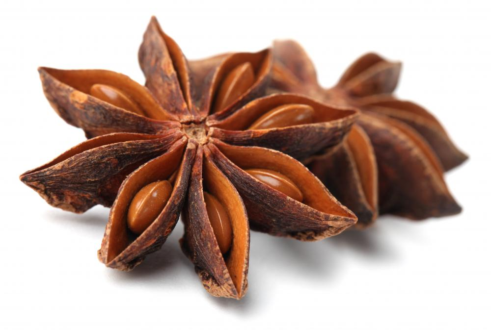 Anise, which tastes similar to licorice, is often substituted for licorice root.