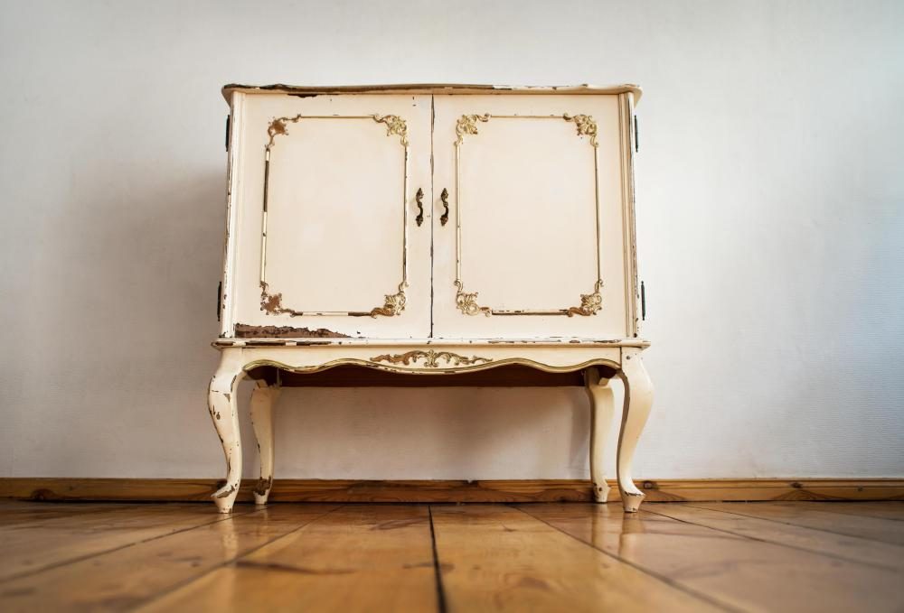 Learning about antique and vintage furniture helps in choosing finishes and period pieces.