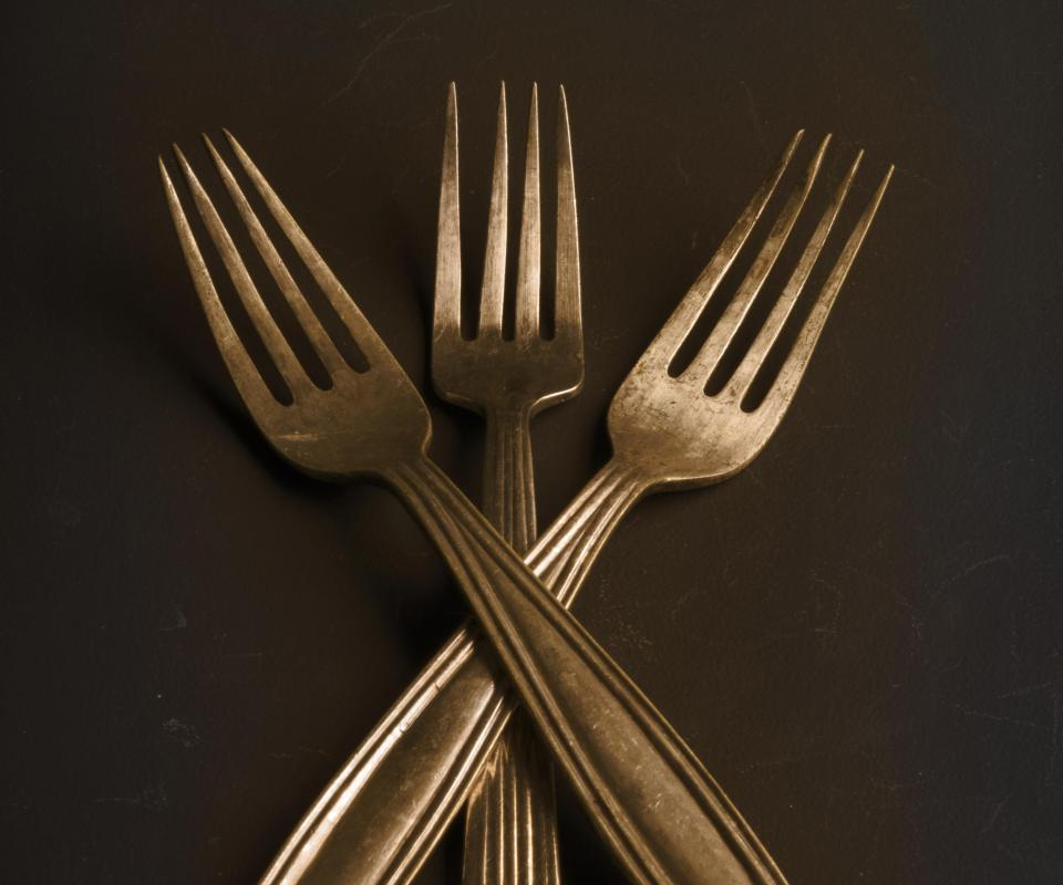 "The term ""cutlery"" refers to any type of utensil."