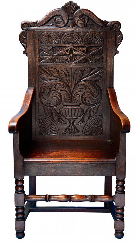 Hard wood antique chairs tend to cost more than other types of old chairs  because they tend to be durable and look good after years of use. - How Do I Choose The Best Antique Chairs? (with Pictures)