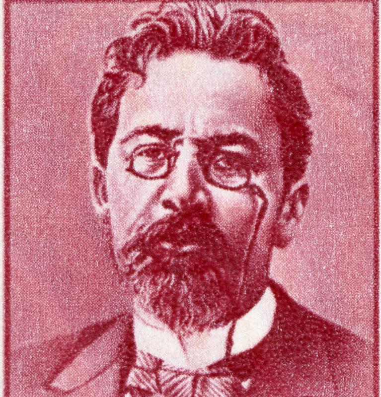 Anton Chekov is one of the most renowned authors who wrote in Russian.