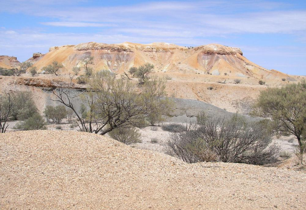 What Is Wind Erosion? (with pictures)