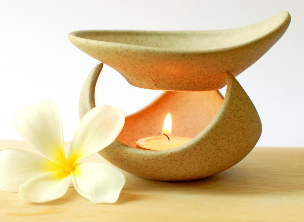 The most common type of diffuser is an aroma lamp.