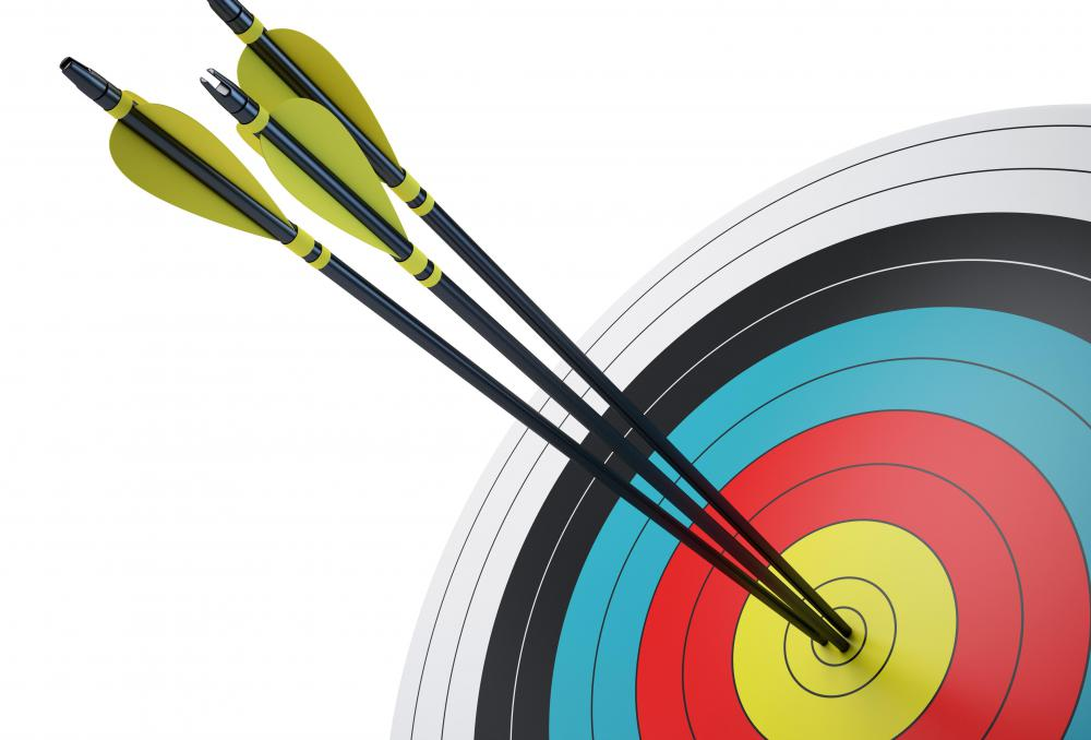 Bow and arrow, also known as archery, is an Olympic sport.
