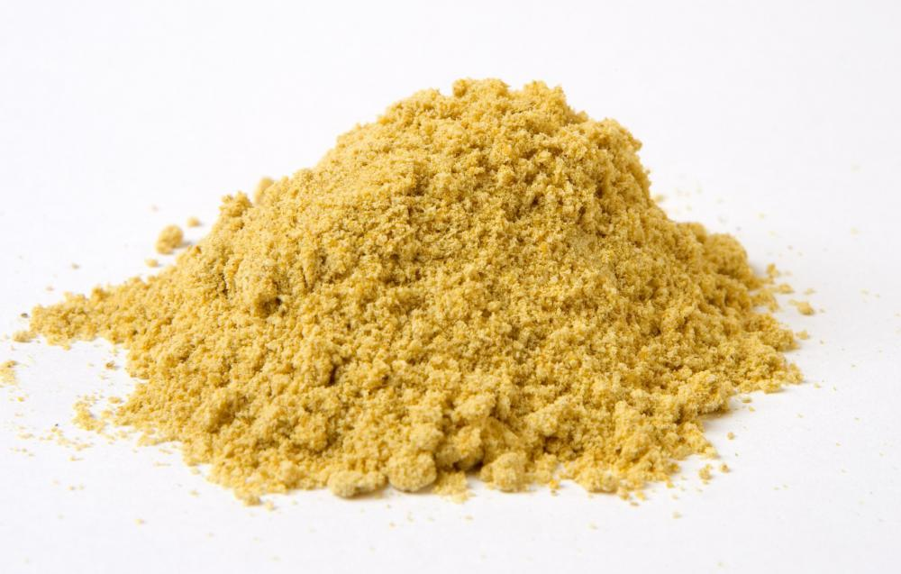 Asafoetida is a spice used in some variations of coconut chutney.