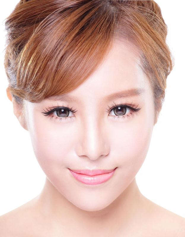 What Are The Best Hair Colors For Olive Skin With Pictures