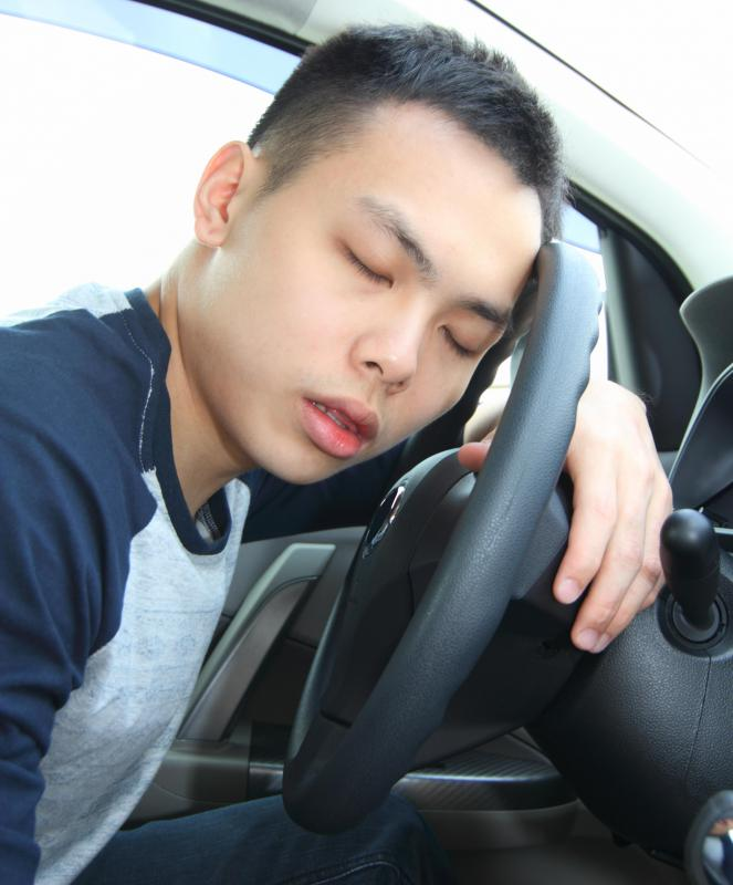 Fibromyalgia can cause severe fatigue, which can affect driving and other daily activities.