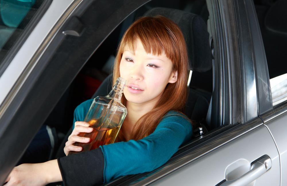 Defensive driving includes anticipating having to deal with impaired drivers on the road.