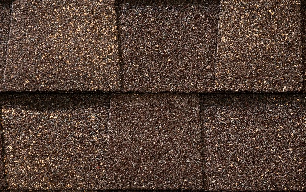 Asphalt shingles are inexpensive, and may be guaranteed for up to 30 years.