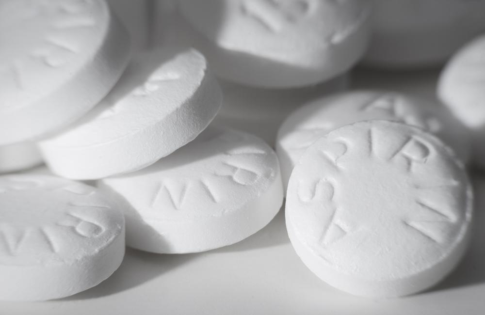 Aspirin is commonly used for pain relief.