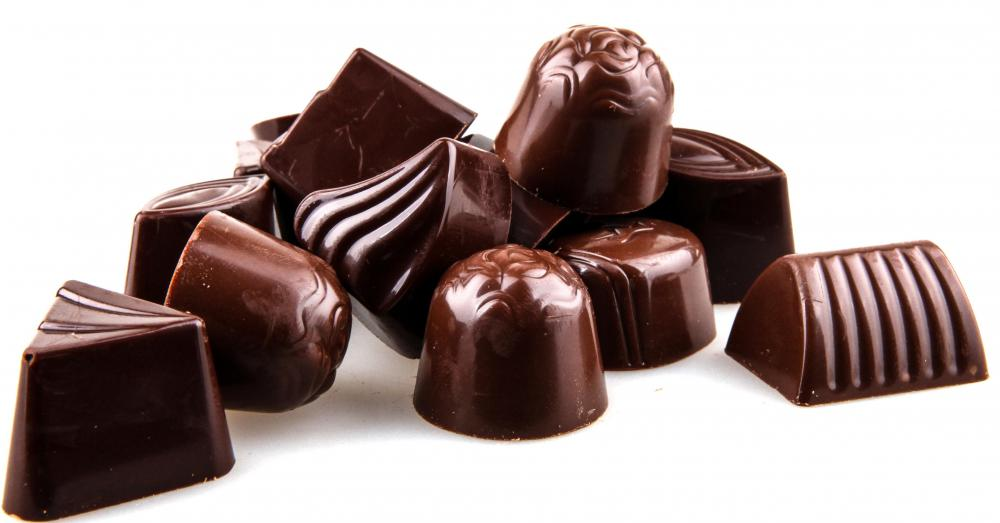 Chocolates make an excellent Valentine's Day gift.