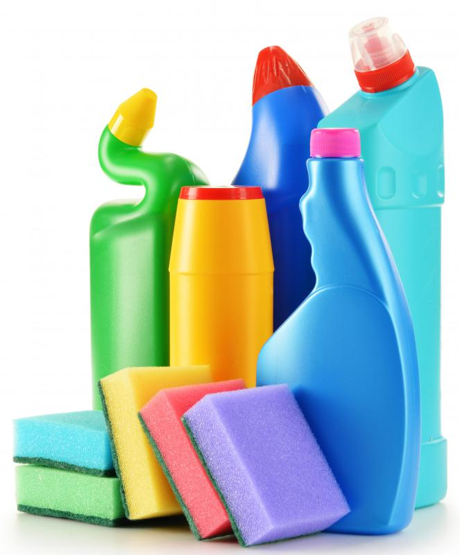 Soaps and detergents are examples of cationic surfactants.