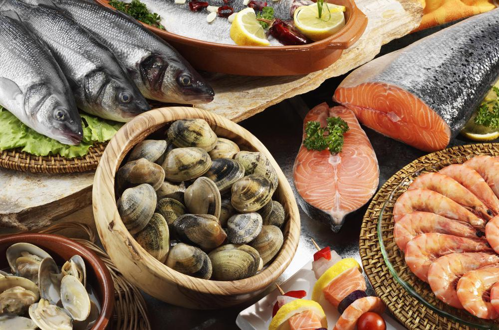 Food allergies are common, especially to certain foods like shellfish.