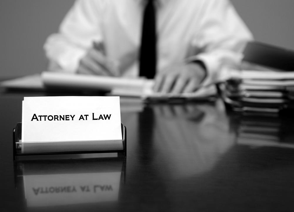 An attorney may work long hours for little pay when trying to start their own law firm.