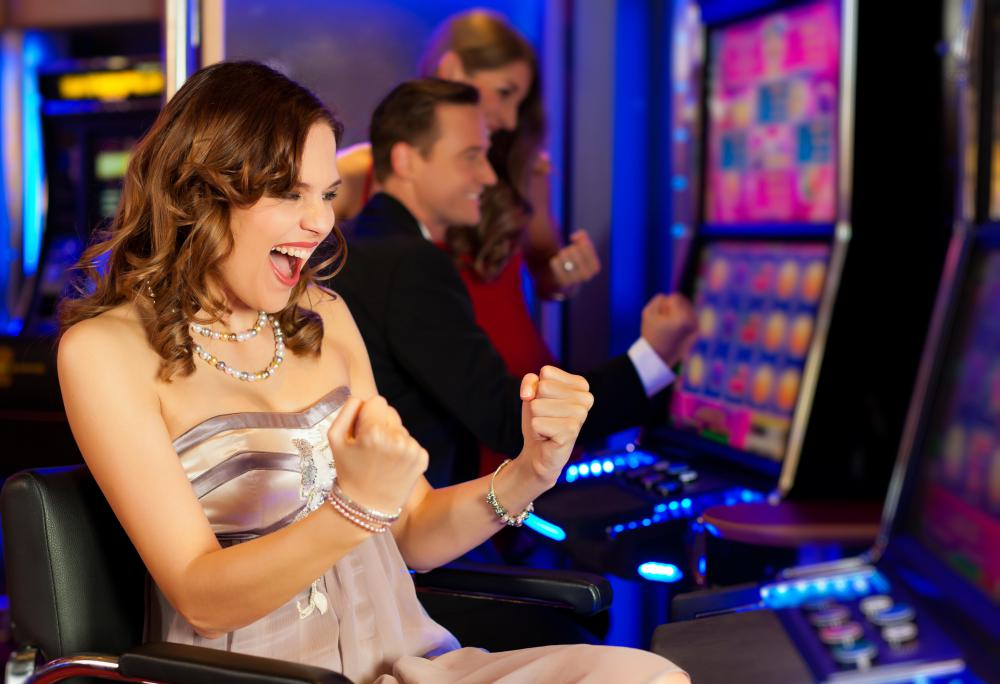 Most are not compulsive gamblers; they view gambling as a fun activity that's done on occasion.