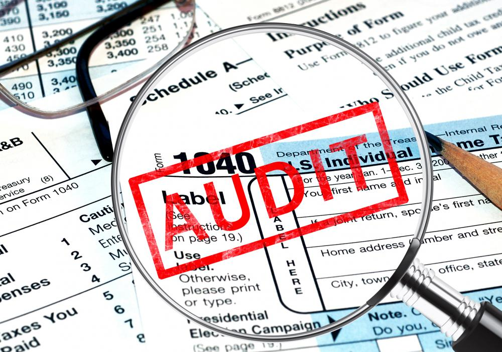 What is a Financial Statement Audit? (with pictures)