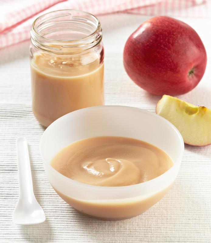 Homemade baby food requires more time, but is often the least expensive option.