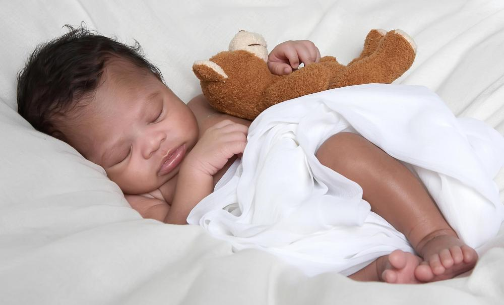 Sleeping more than normal is a symptom of congenital hydrocephalus.