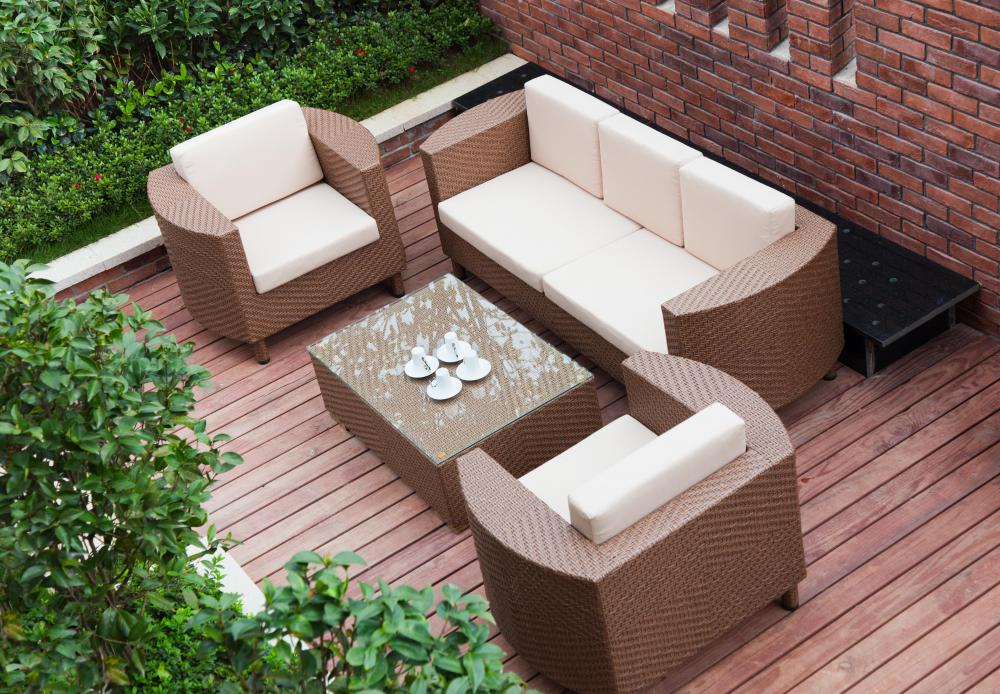 What Are Different Types Of Outdoor Furniture With Pictures