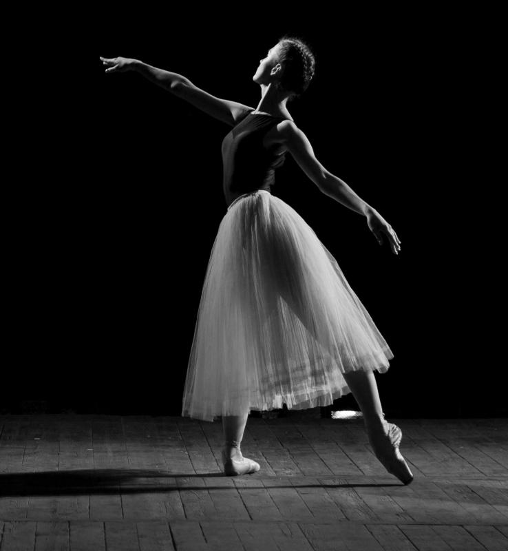 Lyrical dances are typically performed by people who are considered too old to perform ballet on stage.