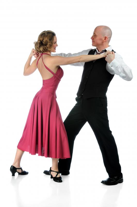 Dance therapy may be used to help individuals express themselves.
