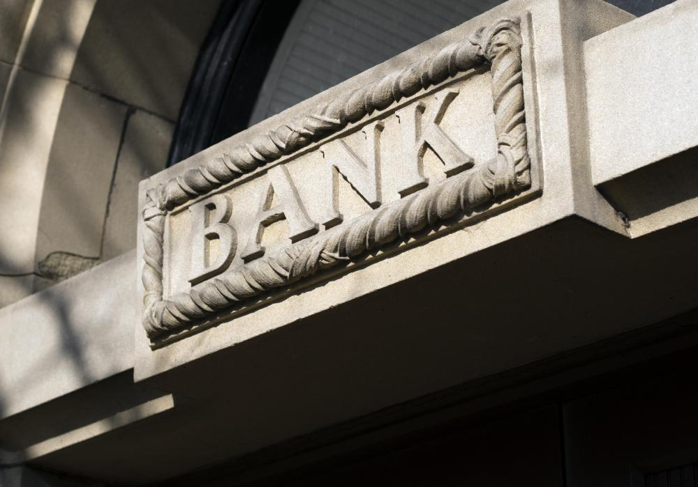 Some local banks offer online banks for convenience.