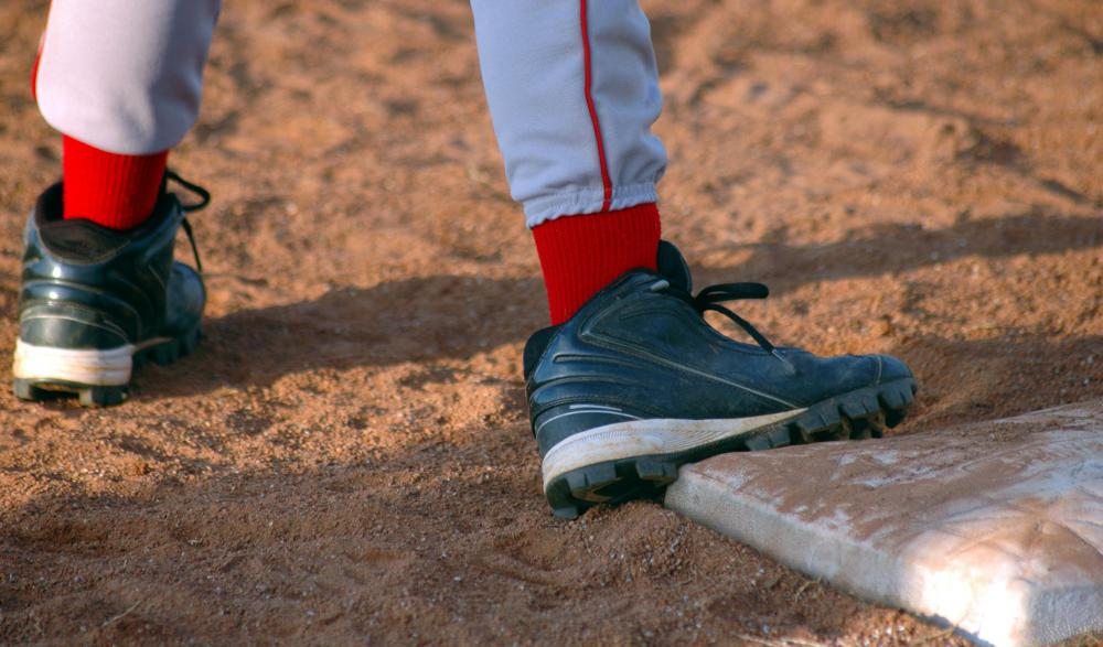 "A baseball player who continues to get on base with ease may be ""in the zone""."