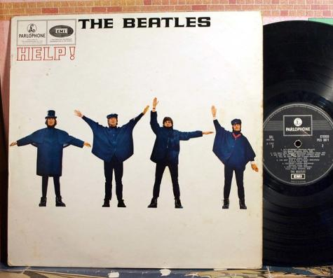 "Contrary to popular belief, the cover of the Beatles album ""Help!"" does not depict a meaningful message in semaphore."