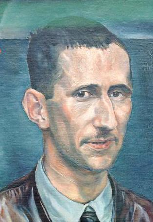 Bertolt Brecht was a famous German playwright, theater critic, and director.