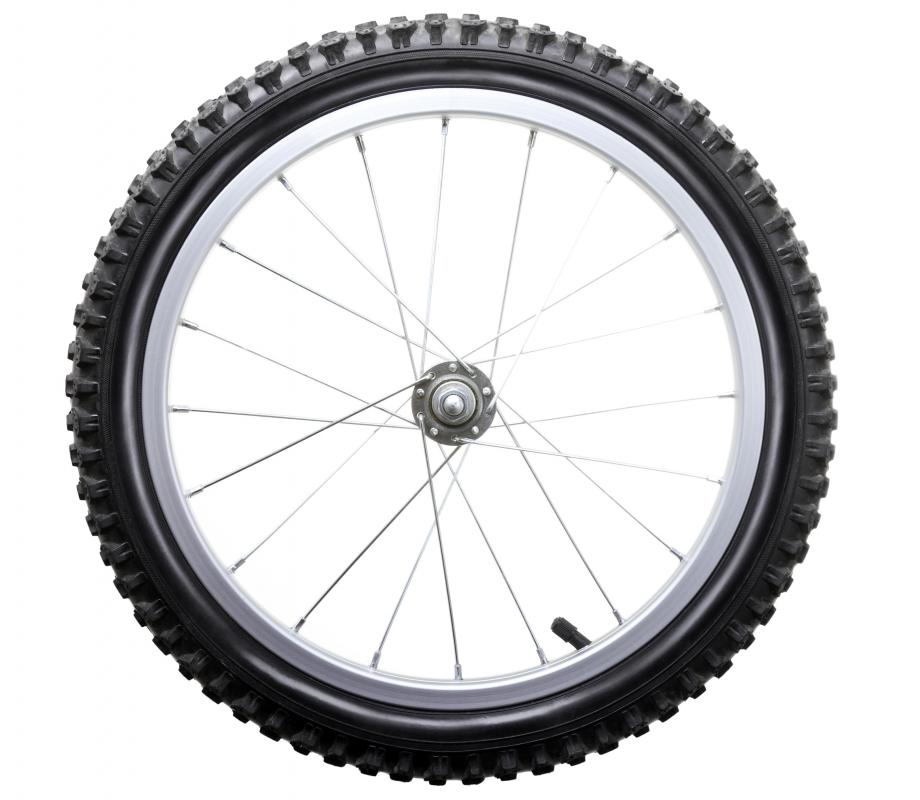 What is the hub and spoke model with pictures for Bicycle rims