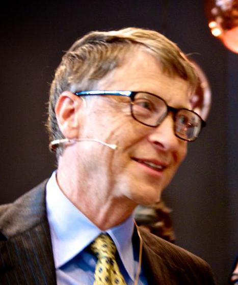 Microsoft's Bill Gates was key in the personal computer revolution.