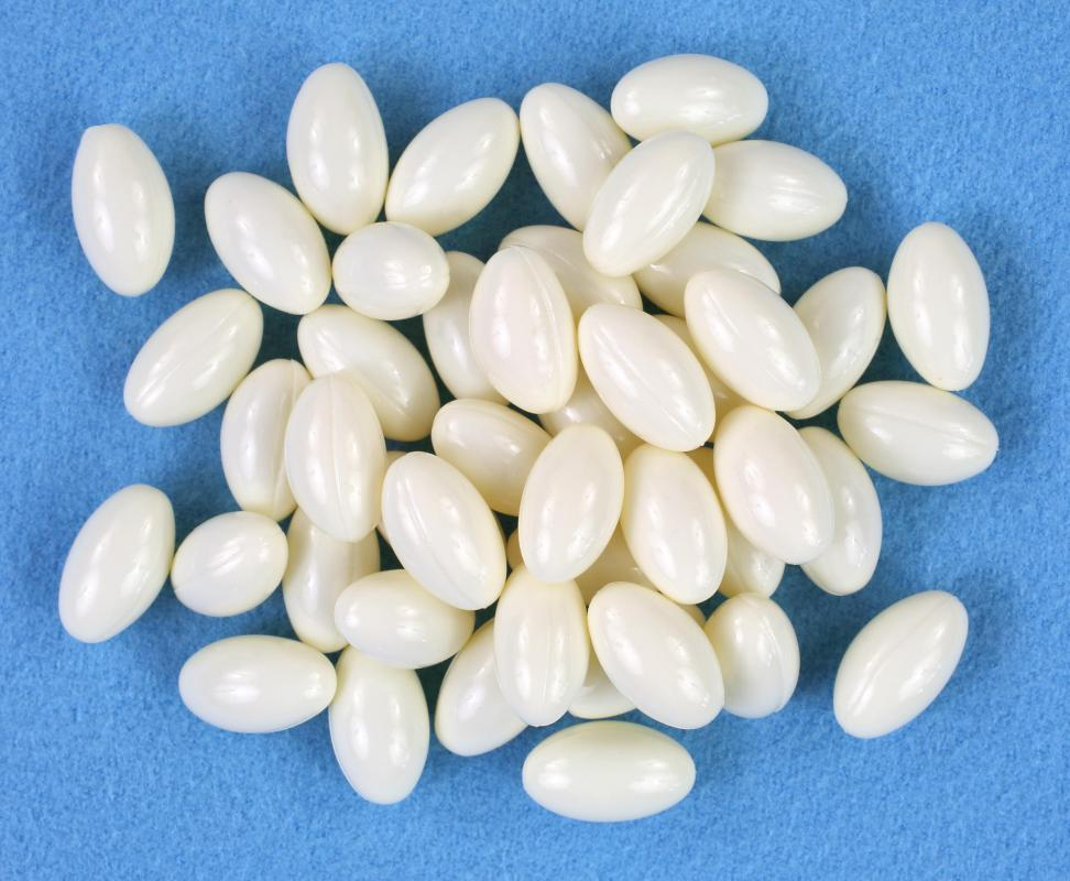 Biotin supplements rarely cause side effects.