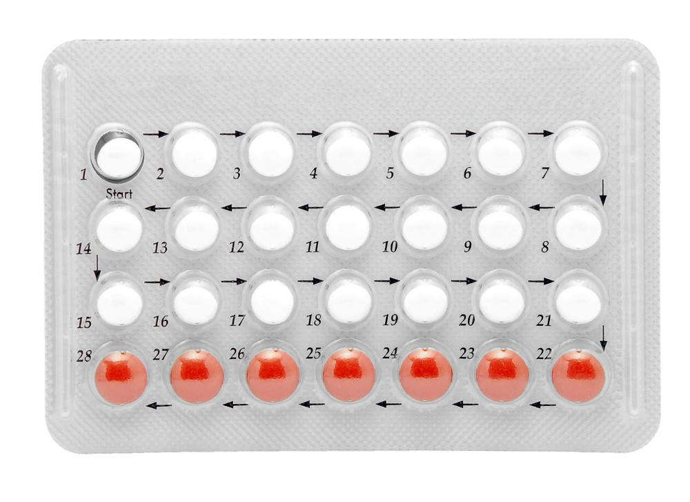 Norethisterone was used in the first birth control pills to hit the market in the 1960s.