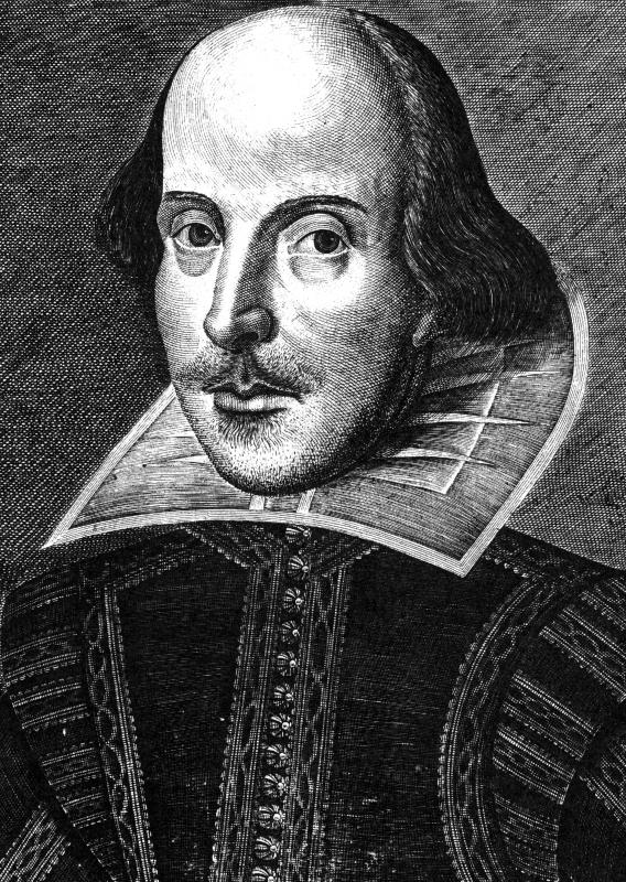Puppy love was displayed in many of Shakespeare's works.