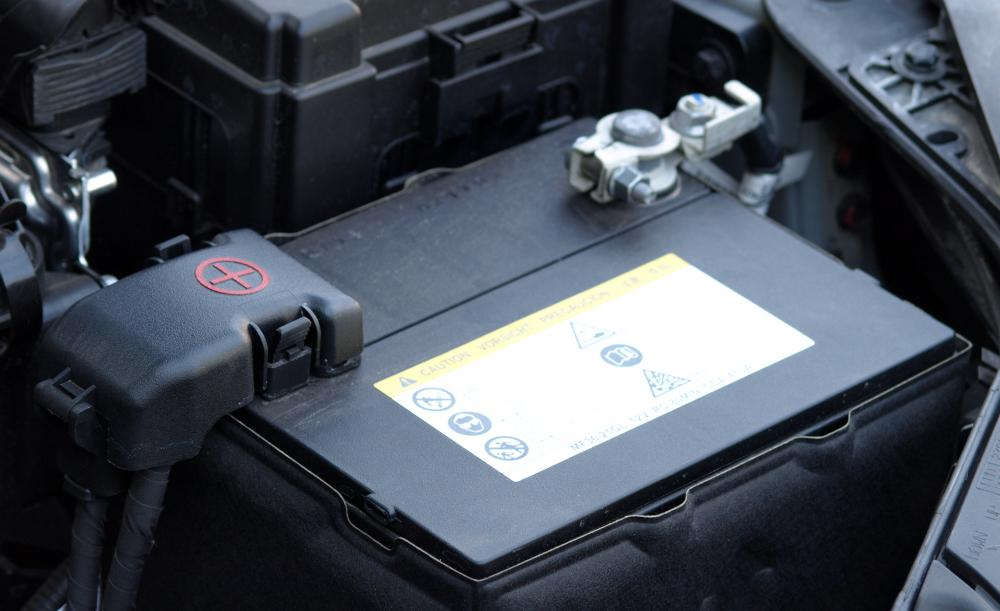 Making sure a battery is fully charged is part of auto maintenance.