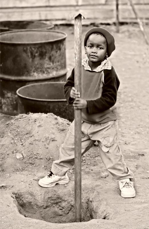 In order for goods to be considered fair trade they can not be produced using child labor.