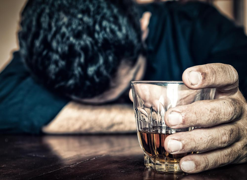 """Spontaneous recovery"" related to alcoholism might not be meant positively."